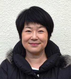 原発事故下の2011年3月14日、「アンジェリーク」でケーキを買った井坂美誉さん