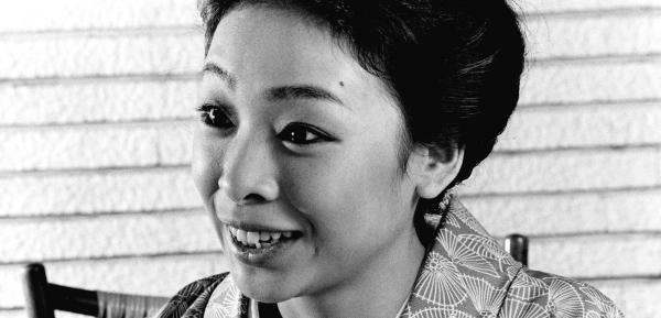池波志乃さん=1983年7月