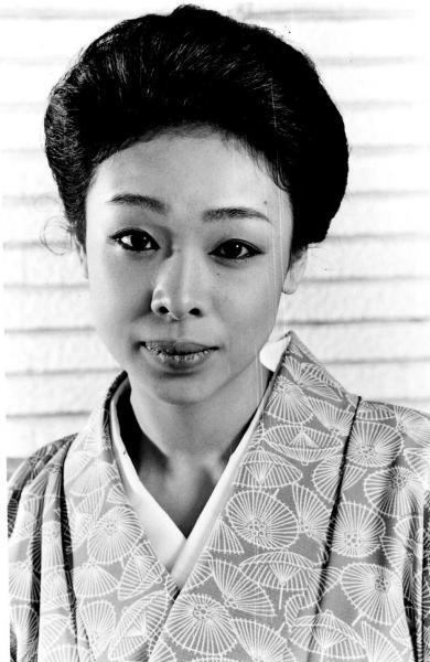 池波志乃さん=1983年