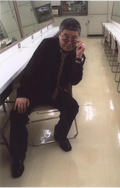 中尾彬さん=1999年10月