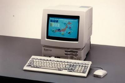 PC-9801CS