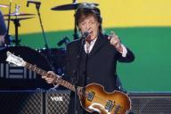 元ビートルズのポール・マッカートニーさん。「僕たちは人の技を盗んだ。昔のレコードを聴いて盗まなければ、その後の僕たちは存在してない」と語った