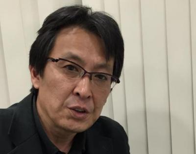 日刊スポーツの笹森文彦編集委員