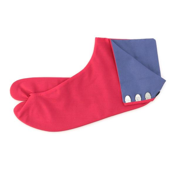 福助が販売を始めたカラー足袋