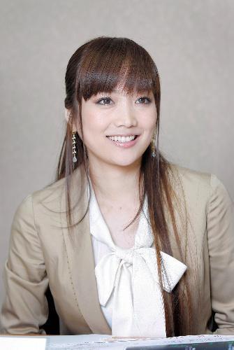 一般男性との結婚を発表した佐藤江梨子さん(写真は2011年11月1日撮影)