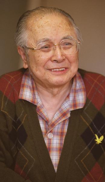 日本語練習帳などを出版し日本語ブームのきっかけを作った大野晋さん