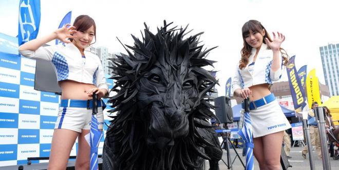 3月26・27日に東京都内で開催された「D1グランプリシリーズ」の様子