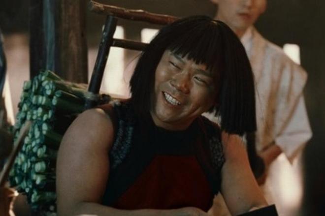 いつもと違うau三太郎CMの「金太郎」