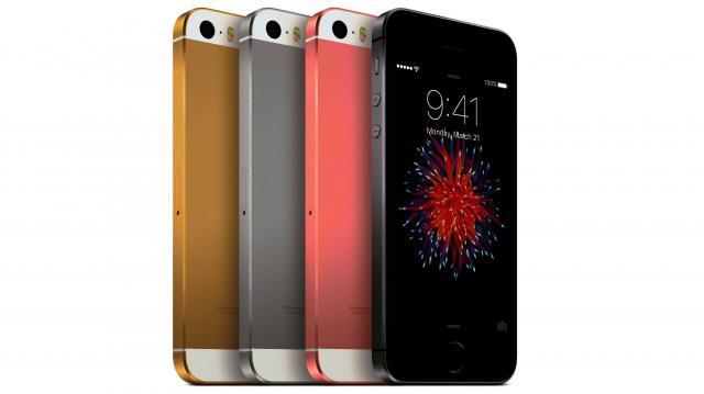 新型iPhone「iPhone SE」