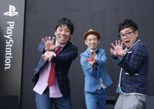 佐藤さん、タケトさん、黒瀬さん(左から)
