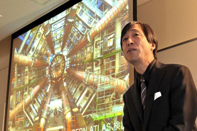 2008年からツイッターでの発信を続けている東京大学大学院理学系研究科教授の早野龍五さん(@hayano)=2009年3月18日