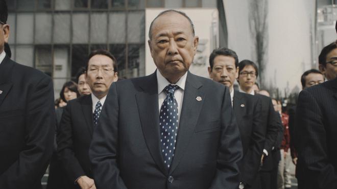動画は井上秀樹会長のアップからスタートする