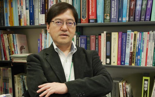 国立精神・神経医療研究センター部長で精神科医の三島和夫さん