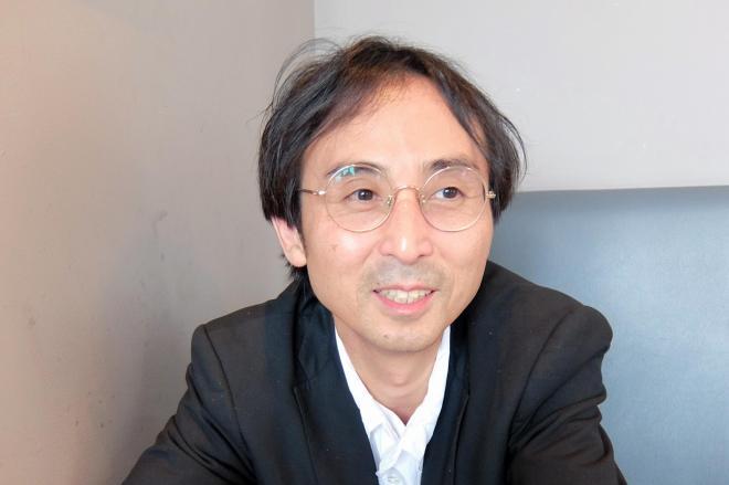 ネットニュース編集の中川淳一郎さん