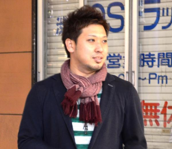 上野健ディレクター