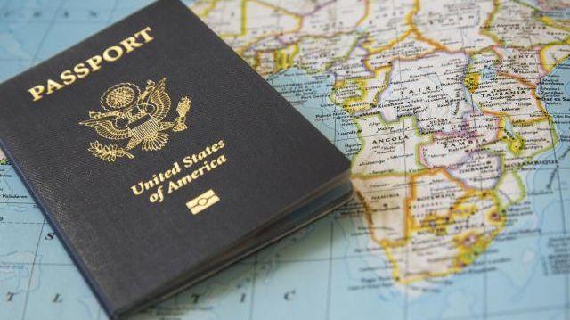 米国のパスポート。昨年のランキングでは首位だったが…