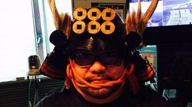 真田丸のコスプレをする髭男爵の山田さん
