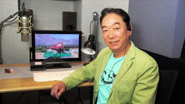 29年間、一度も休まず続けてきた石丸謙二郎さん=テレビ朝日提供