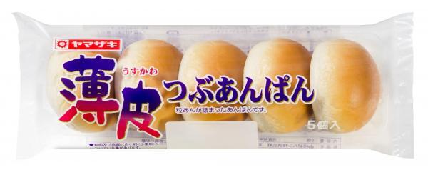 ヤマザキ菓子パン人気投票6位:薄皮つぶあんぱん 「昔から大好きで、何度食べても飽きない美味しさだからです!餡たっぷりなのに甘すぎず、サイズも食べやすいです(20代女性)」