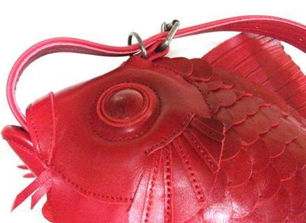 岩切澄子さんの手作り一点ものバッグ