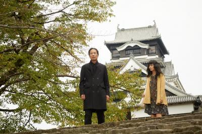 被災前の熊本城