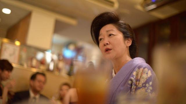 いい大人になるには?「まずは恐れずにたくさん、たくさん恋愛してください」(白坂亜紀さん)=東京都中央区、小玉重隆撮影
