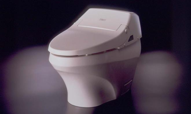 1993年に発売されたウォシュレット一体形便器「ネオレストEX」