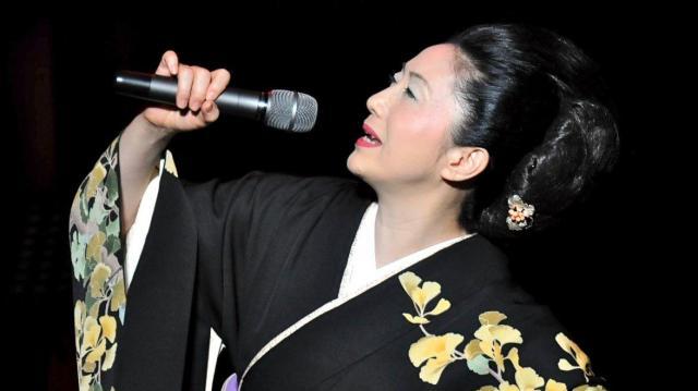 石川さゆりさん=2012年11月29日