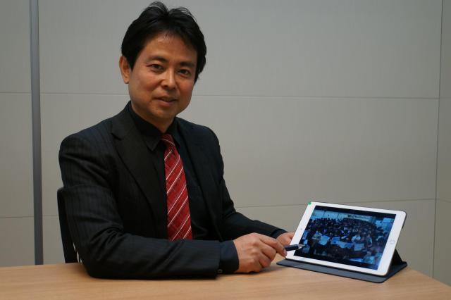 就活コンサルタントの坂本直文さん。「インターンでは失敗してもいい。そのあとの成長に必ずつながるので」