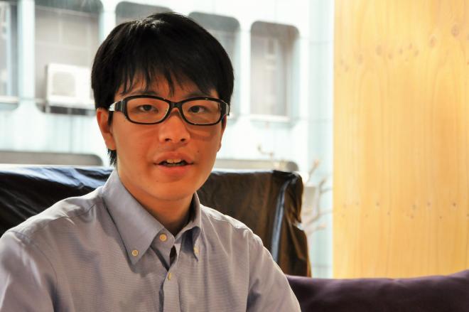 15歳で起業した現役学生社長、三上洋一郎さん。「自分がどの会社にとって有益かを見定める。社会のせいにしたところ、何も始まらないですよ」
