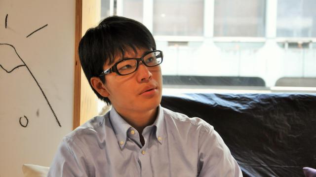 「たぶん普通に就活して就職はしないと思います…」。そう、ぶっちゃける学生起業家の三上洋一郎さん