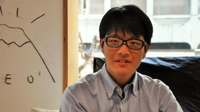 「学校での実学教育なんて、5年後はすたれちゃいます」。そう言い切る、学生起業家の三上洋一郎さん