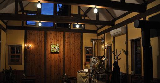 1日100人が訪れる山奥の喫茶店「coffee iPPO」