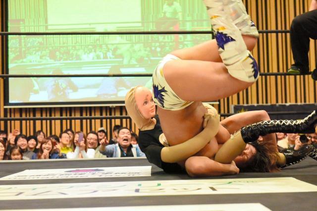 空気人形・ヨシヒコと飯伏幸太さんとの真剣勝負