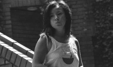 ポプコンの出身の八神純子さん=1980年
