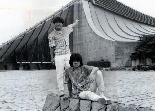 ポプコンで優秀賞を得てレコードデビューしたチャゲ&飛鳥=1983年8月