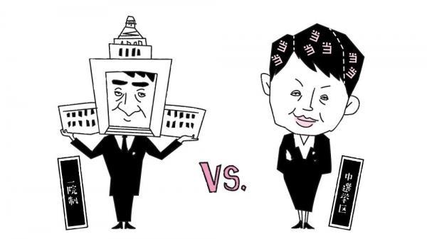 中選挙区vs一院制