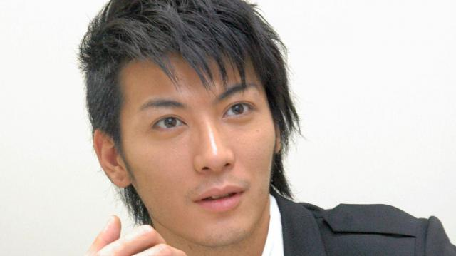 ガオシルバー役で出演した玉山鉄二さん=2006年11月4日