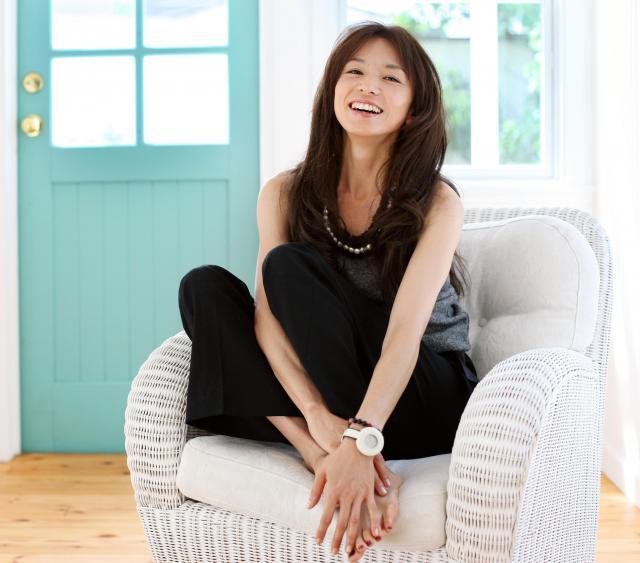 自身の生き方について語ったインタビュー記事が話題を呼んだ女優の山口智子さん