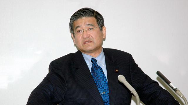 小野晋也・元衆院議員