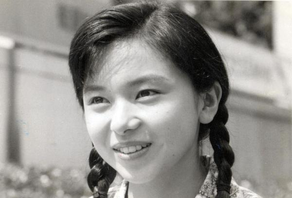 山口智子さん= 1988年9月