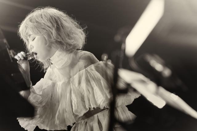 「愛を歌う、誰かのために歌うっていうのは、グリコも私も同じ」