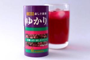 ふりかけ「ゆかり」が飲み物に! 2年前発売...