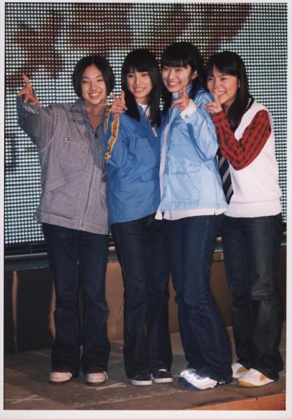 デビュー当時のSPEEDのメンバー=1998年3月23日