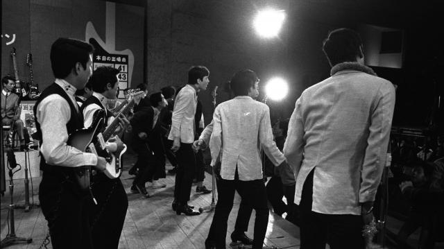 1960年代に大流行したエレキギター=1965年10月18日