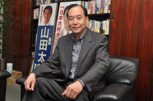 選挙プランナーの三浦博史さん
