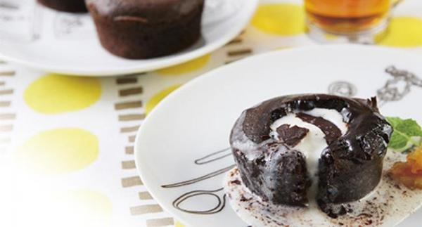 ピノでケーキを作ろう