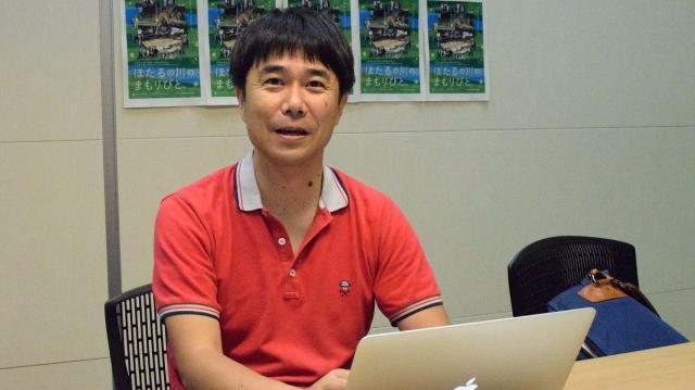 原発推進に「加担」した過去について「心置きなく正義だと思って企画に邁進した」と語る山田監督