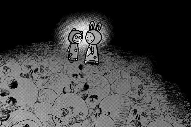 原爆のこと、知っていますか?…吉谷光平さんが描く