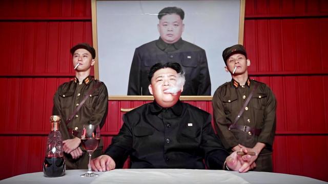 ミュージックビデオで描かれる独裁者